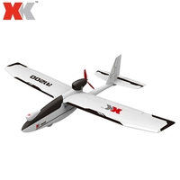 XK RC Airplanes 2 4GHz 4CH 3D 6G System 5 8G FPV Drone Dron EPO Foam
