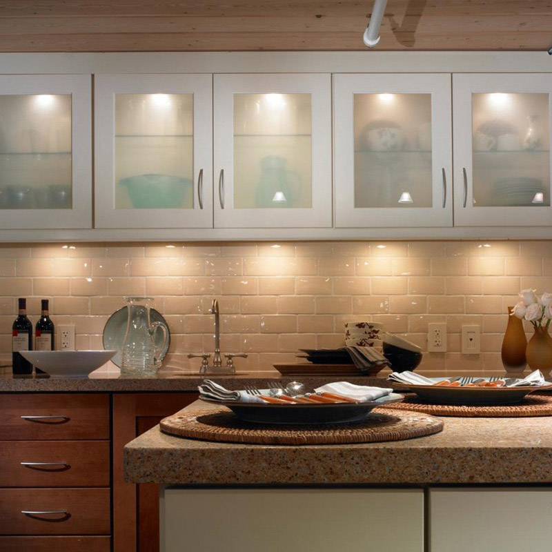 under counter kitchen lighting. Simple Lighting LED Under Cabinet Kitchen Lighting With Touch Dimmer Switch And Power  Adapter For Ambiance Atmosphere Kitchen Cabinet Lightingin Indoor Wall Lamps From  In Counter B