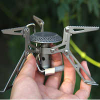 Fire Maple Outdoor Gas Stove Camping Gas Folding Stove Outdoor Travel Hiking UltraLight Portable Foldable Split Stoves Blade 2