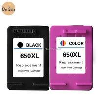 Compatible HP H650 Ink Cartridge For Hp Deskjet 1015 1515 2515 2545 2645 3515 4645 Ink