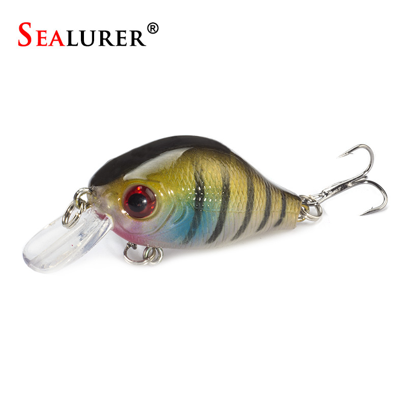 1PCS 5.5cm 9g pesca crankbait hard Bait tackle artificial lures swimbait fish japan wobbler Free shipping