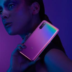Image 4 - نسخة عالمية من شياو mi 9 mi 9 6GB 128GB Snapdragon 855 48 mp كاميرا ثلاثية AMOLED هاتف محمول بصمة الشحن اللاسلكي NFC