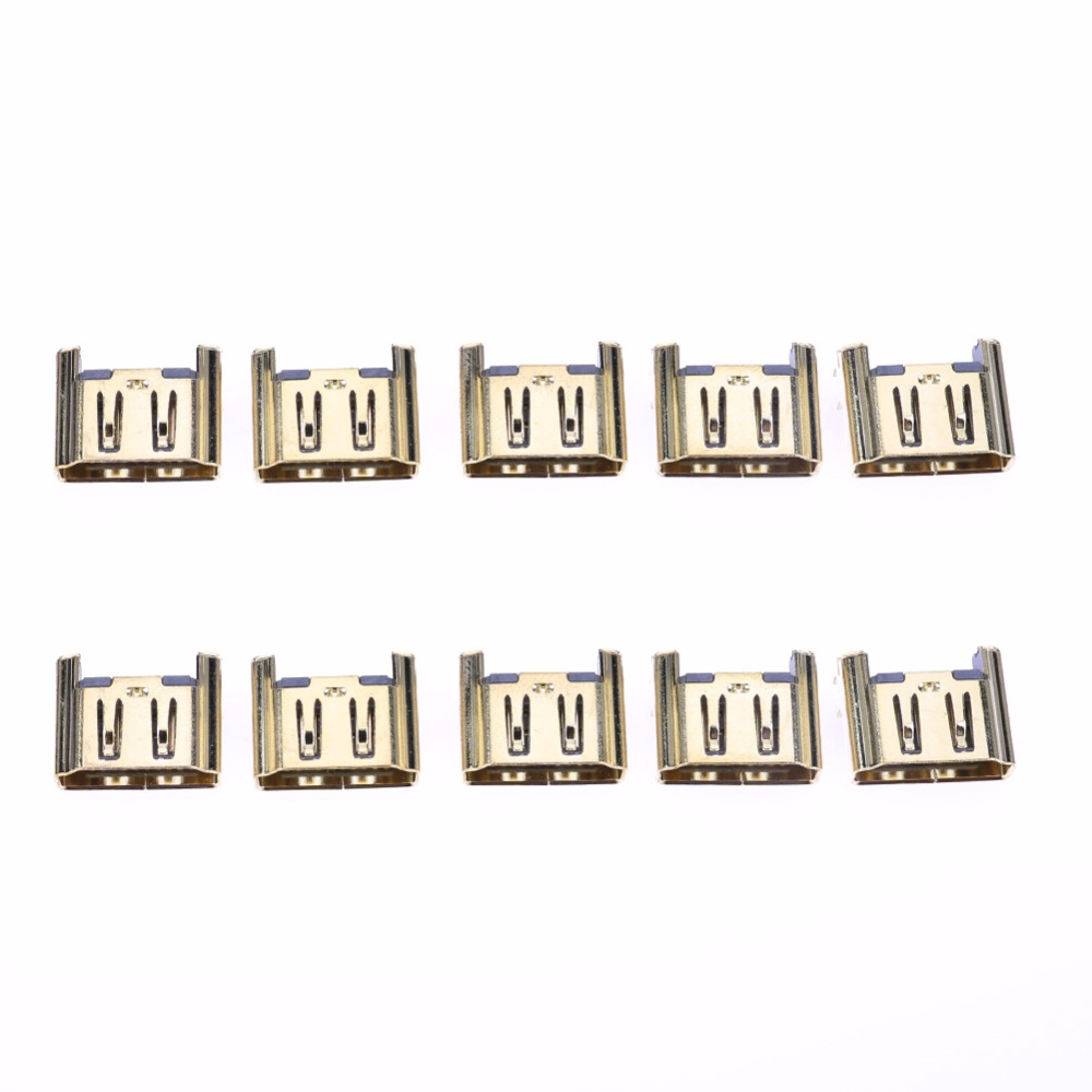 10pcs 2017  Newest HDMI Port Connector Socket For Sony PlayStation 4 PS4 HDMI Port Connector Socket for PS4 high quality original 10pcs new hdmi port connector socket for sony for playstation 4 for ps4 best price