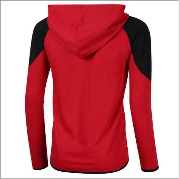 """Спортивный мужской свитер в европейском и американском стиле, цветной кардиган с длинными рукавами, модная Толстовка в стиле """"кэжуал"""""""