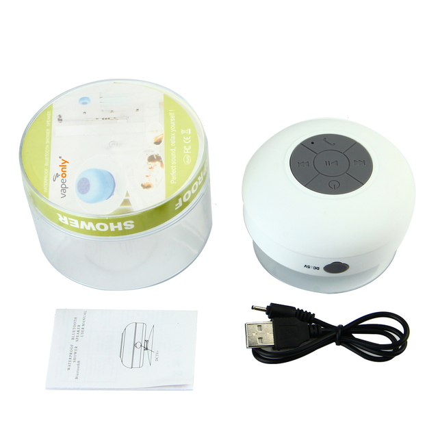 Waterproof Wireless Bluetooth Speaker MP3 Music Player  5