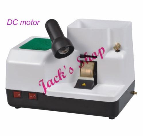 Brand New Optical Hand Edger Manual Lens Grinder Single Wheel DC Motor CP 6D