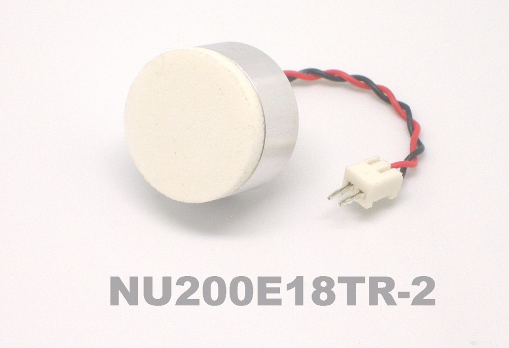 200KHz high frequency Ultrasonic rectifying sensor NU200E18TR-2 Ultrasonic rectifying system Waterproof ultrasonic ranging