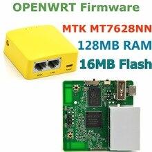 GL.iNet GL MT300N V2 MTK MT7628NN 802.11n 300Mbps Wireless WiFi Router OPENVPN Mini Travel Router DIY OPENWRT 16MB Rom/128MB RAM