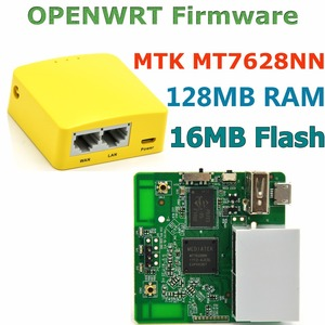 Image 1 - Gl. Inet GL MT300N V2 Mtk MT7628NN 802.11n 300Mbps Wireless Router Wifi Openvpn Mini Travel Router Diy Openwrt 16 Mb Rom/128 Mb Ram