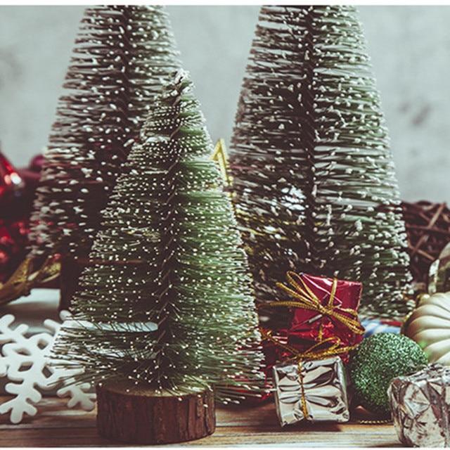 Little Pine Needle Tree Topper Noel Tree Decorations Ornament