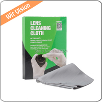 SGO Camera DSLR SLR Lens Cleaning Cloth For Cleaning Nikon D90 D3100 Canon EOS 60D FREE
