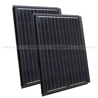 ECO WORTHY 180W Mono Solar Panel 2 90W For 12V Battery RV Boat Home Off On
