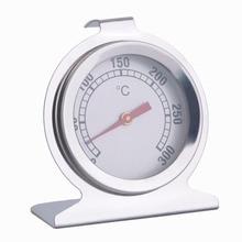 Термометр для духовки из нержавеющей стали, термометр для приготовления пищи, гриль, термометр для мяса, регулируемый термометр