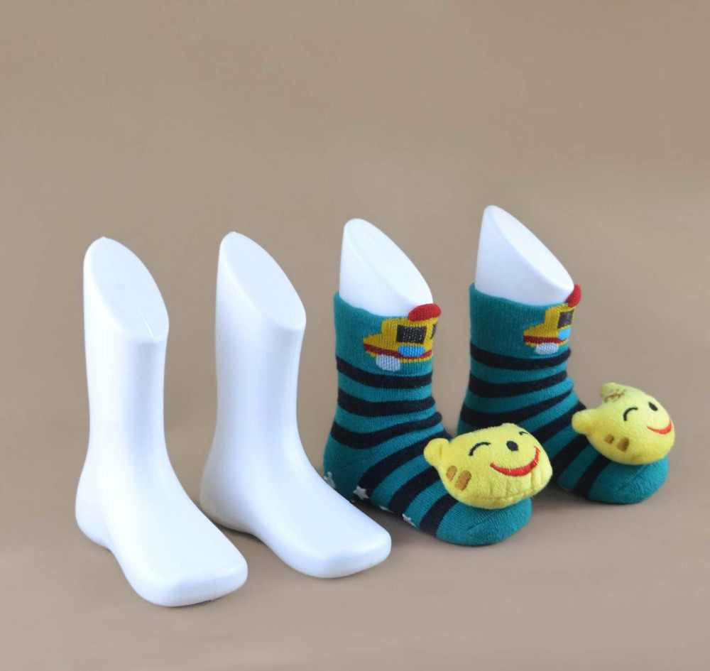 Baby Child Mannequin Foot For Sock Display