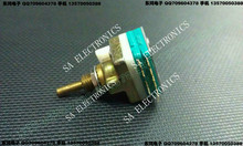 [SA]American ELECTROSWITCH band switch 2 knives 3 files 15MM shaft diameter 3.5MM,–5pcs/lot