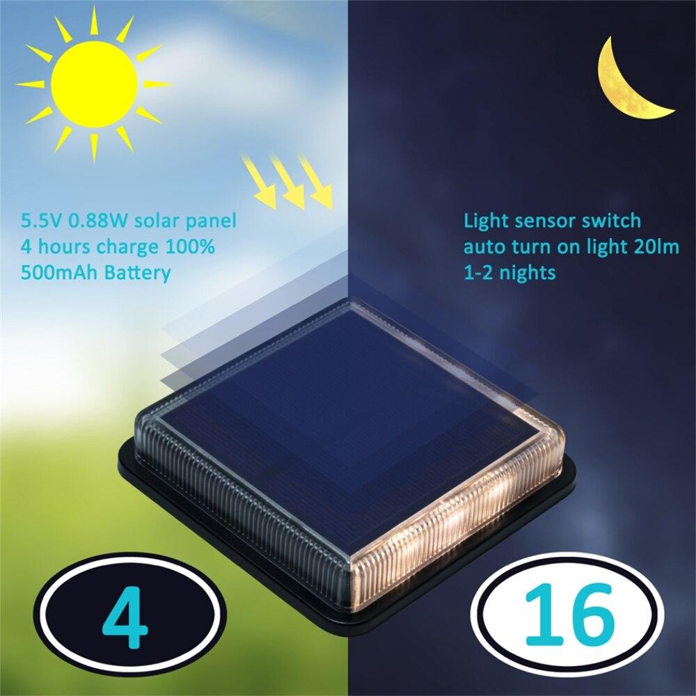 8 pces led solar lampada ao ar 02