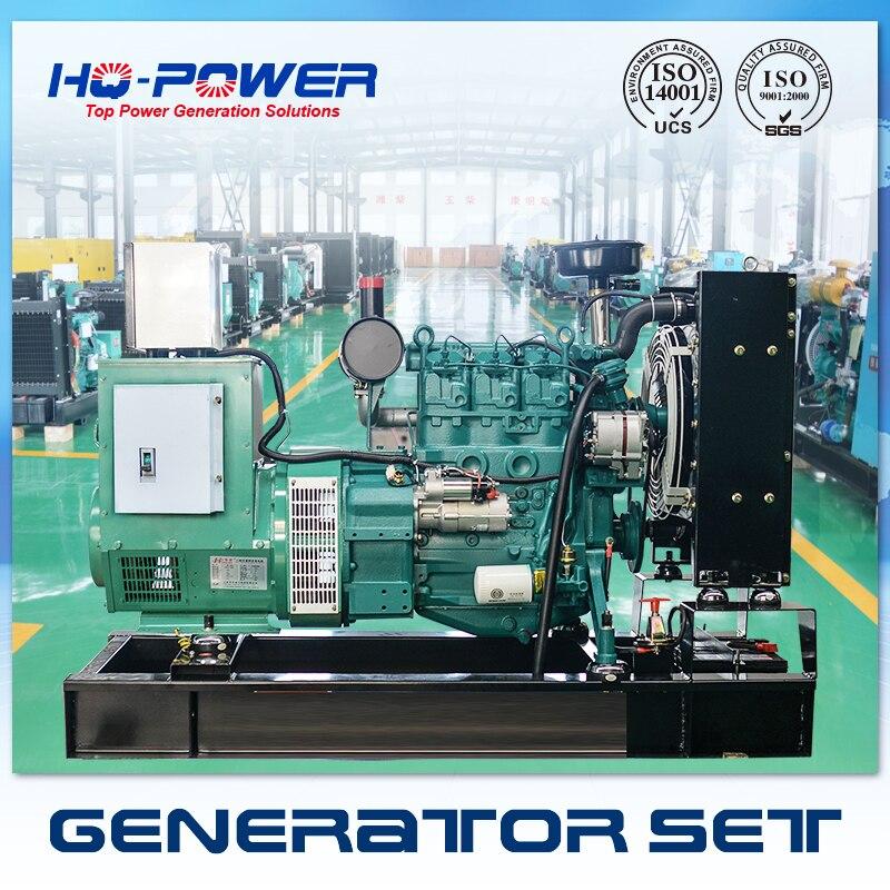 40kw 50kva generator-380v deutz дизель moteur