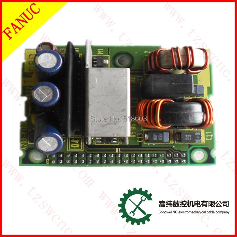 Fanuc pcb circuit a20b-8100-0721 power board Fanuc pcb circuit a20b-8100-0721 power board