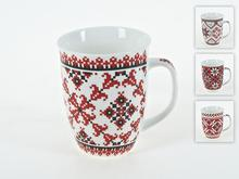 Кружка Best Home Porcelain, Вышивка, 325 мл