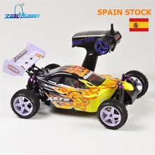 SHIPPING FROM SPAIN HSP 1/10 Scale Racing RC Car Buggy Electric Powered Brushed 4WD Off Road Buggy 94107