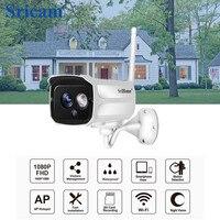Sricam SH024 1080P Wireless Wifi IP Camera 2.0MP CCTV Security outdoor camera waterproof Camera night vision SD Card Slot