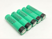 10pcs/lot New Original Panasonic 18650 NCR18650A Rechargeable Battery 3.6V 3100mAh Batteries For panasonic laptop