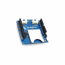 1PCS 2 in one SD Card TF Card Shield For Arduino UNO R3 Arduino Mega 2560