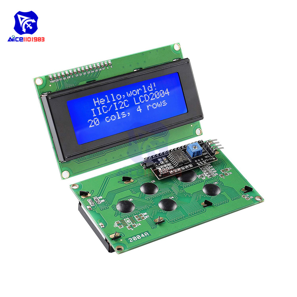 ♔ >> Fast delivery arduino lcd i2c 20x4 in Boat Sport