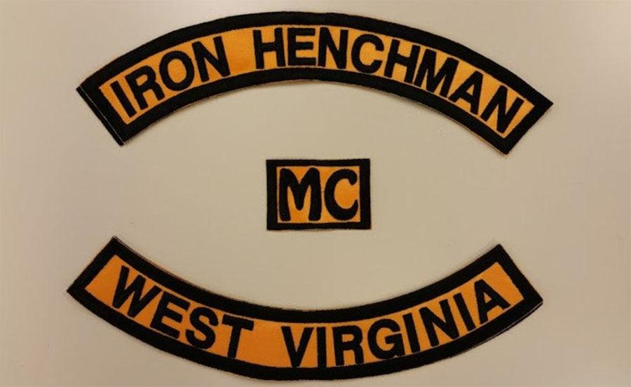 Iron on Virginia Patch