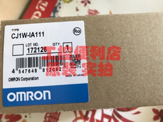New Genuine Original CJ1W-IA111 Module Japan Import Warranty For One Year