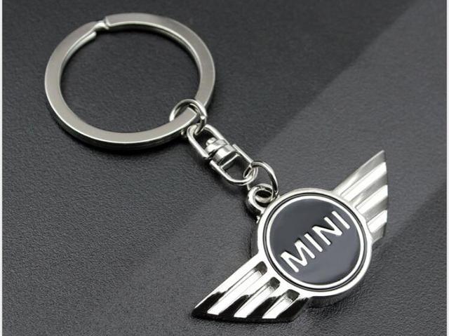 1pc Mini Cooper Autobots Angel Wings Brand Sports Car Symbol