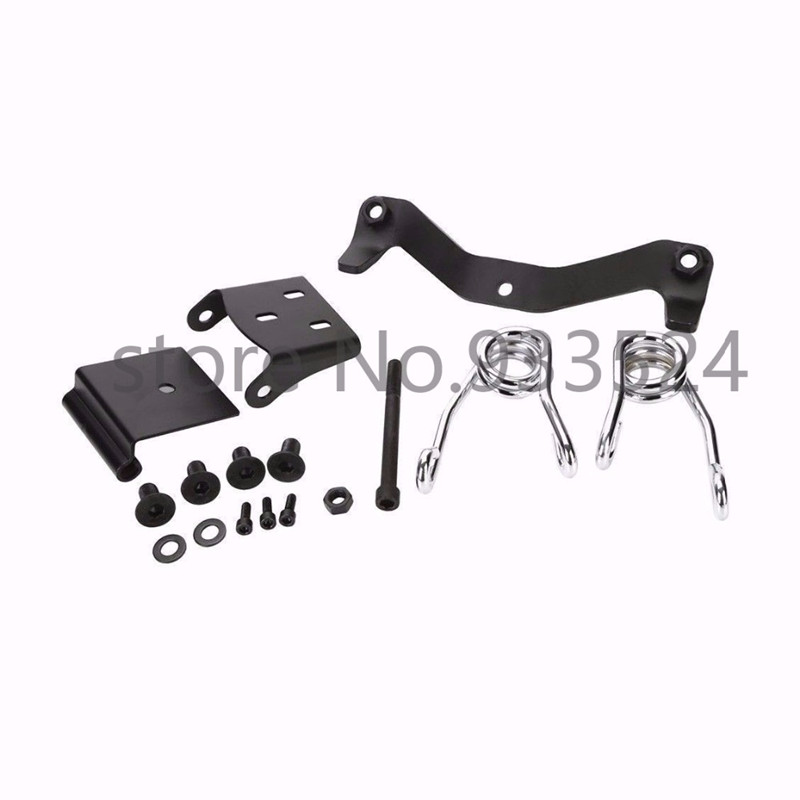 Motorcycle Seat Bracket Spring Mount Kit For Harley Sportster XL 1200 883 Custom Motorcycle Accessories Parts