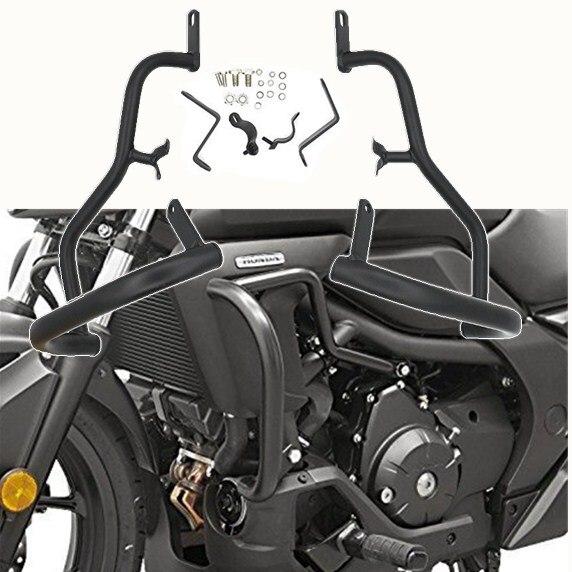 For CTX700N Engine Guard Highway Crash Bar Crashbar Buffer Frame Protection Bumper Kit Honda CTX 700 N 2014 2015 2016 2017 2018