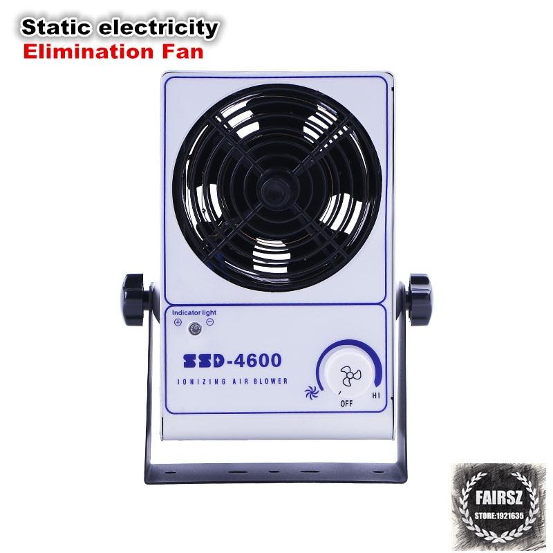 Security & Protection Dashing Ion Fan Static Electricity Eliminator Electrostatic Prevention Device 110v/220v Factory Sale