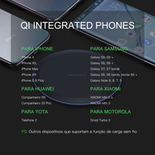 ESVNE 5W Qi Wireless Charger for all Phones