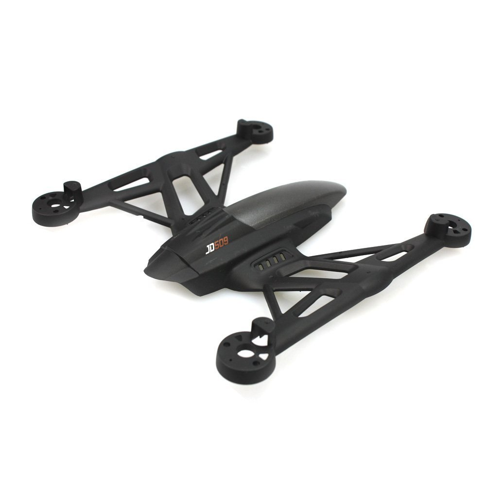 F17790 JXD 509V 509W 509G RC Drone Spare Parts Upper Lower Body Shell Body Cover for