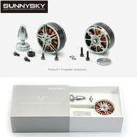 1pcs New Original SUNNYSKY V3508 380kv 580kv 700kv Brushless Motor for RC Multicopter (New vision)