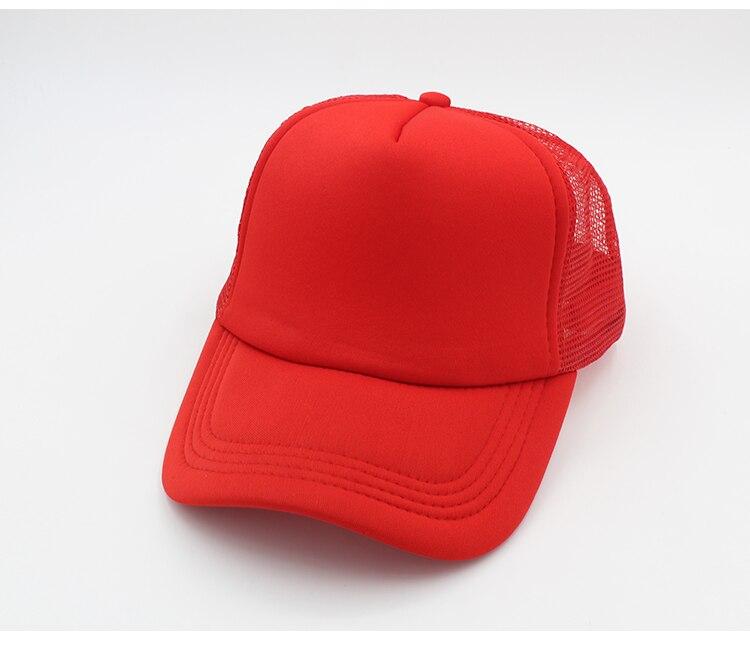 black trucker hat blank trucker hat mesh black caps trucker hat men women (26)
