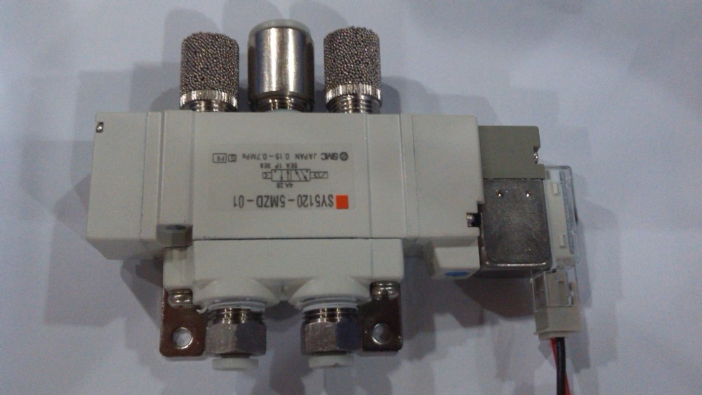 BRAND NEW JAPAN SMC GENUINE VALVE SY5120-5MZD-01 brand new japan smc genuine gauge g43 4 01