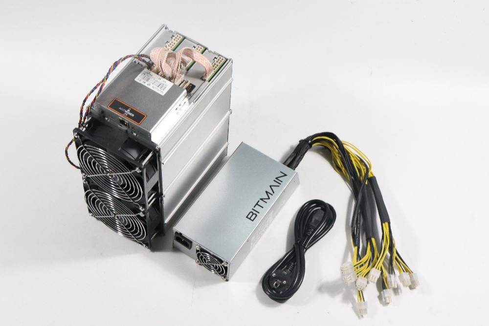ZCASH Miner Antminer Z9 42k Sol/s With Bitmain APW3 1600W PSU Equihash Miner Better Than Antminer S9 Z9 Mini  Innosilicon A9