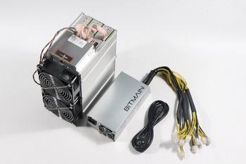 ZCASH górnik Antminer Z9 42k Sol s z Bitmain APW3 1600W zasilacz Equihash górnik lepiej niż Antminer S9 Z9 Mini Innosilicon A9 tanie i dobre opinie YUNHUI 10 100 1000 mbps 1150w Antminer Z9 40 8k sol s