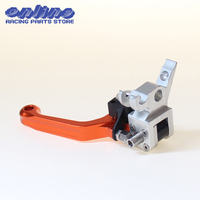 4 Directions Foldable Pivot Brake Lever For KTM EXC EXCF EXCR XC XCF XCW XCFW SX