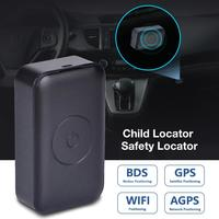 Smallest Mini Anti theft Real time Tracking Voice Recorder Wifi GPS Tracker Locator For Kid Children Car Vehicle Motorcycle