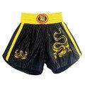 MMA Boxing Trunks Fight Shorts Free Combat Pants Boxing Sanda Shorts Muay Thai For Men Free Shipping BS-JHW0006