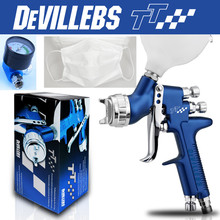 Wholesale and Retail devilbiss TT hvlp spray gun Suitable for automotive Car paint spraying Safety and environmental protection