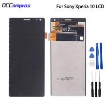 Original For Sony Xperia 10 LCD Display I3123 I3113 I4113 I4193 Touch Screen Assembly For Sony Xperia 10 Screen LCD Display цена в Москве и Питере