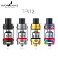 100% Authentic Stainless Steel Max 6ml Capacity SMOK TFV12 Atomizer Free Shipping From Vapordance
