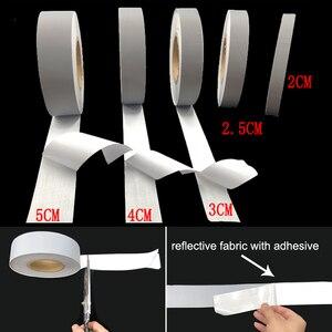Image 4 - EN ISO 20471 molti formato accettabile tessuto riflettente con adesivo