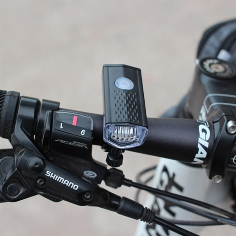 RAYPAL Rechargeable USB LED Vélo Vélo Lampe De Poche Lampe VTT - Cyclisme - Photo 5