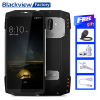 BLACKVIEW BV9000 PRO Fingerprint IP68 Waterproof Android 7 1 Smartphone P25 5 7 18 9 FHD